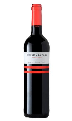 Comprar Dominio de Fontana Tempranillo Syrah (vino de Uclés)