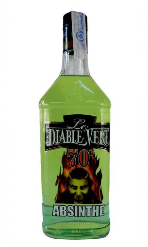 Comprar Diablo Verde 70º (absenta) - Mariano Madrueño