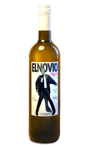 El Novio Perfecto (vino blanco de Valencia)