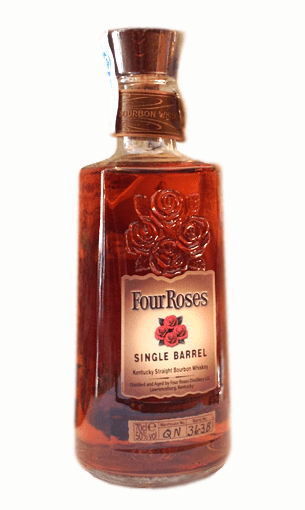 Four Roses Single Barrel (Bourbon) - Mariano Madrueño