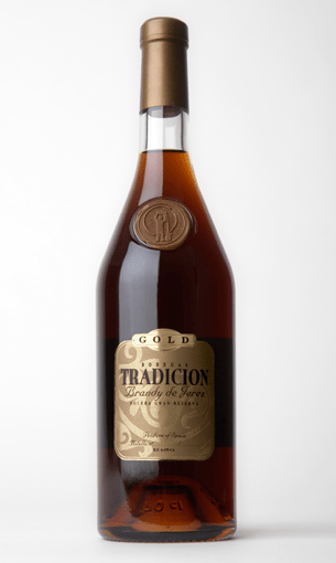 Comprar Gold Bodegas Tradición Brandy de Jerez
