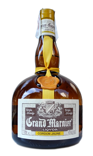 Comprar Grand Marnier Triple Orange (Francia) - Mariano Madrueño