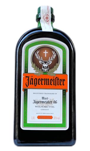 Jägermeister Litro (licor de hierbas alemán) - Mariano Madrueño