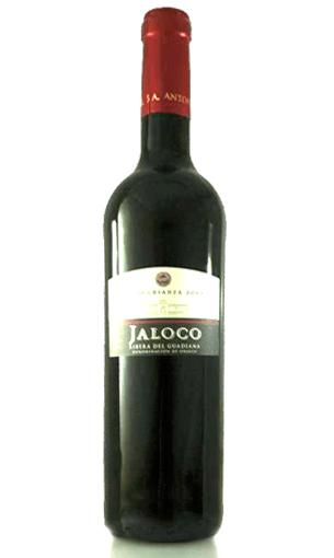 Jaloco Crianza (Vino de Ribera del Guadiana)