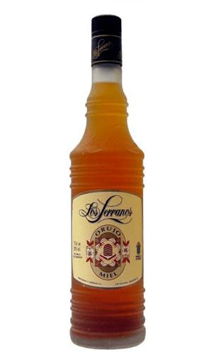 Comprar Los Serranos Orujo Miel - Mariano Madrueño