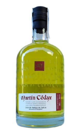 Comprar Martín Códax Licor de Hierbas - Mariano Madrueño
