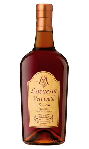 Vermut Martínez Lacuesta Reserva - Comprar vino generoso