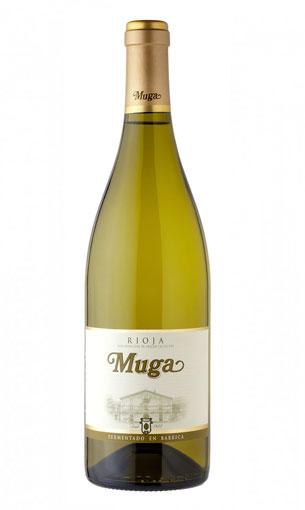 Muga Fermentado en Barrica - Comprar vino blanco