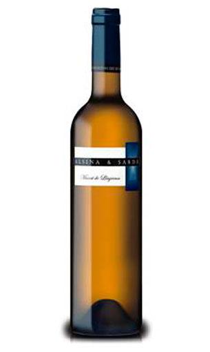 Alsina Muscat de Llàgrima - Comprar vino blanco