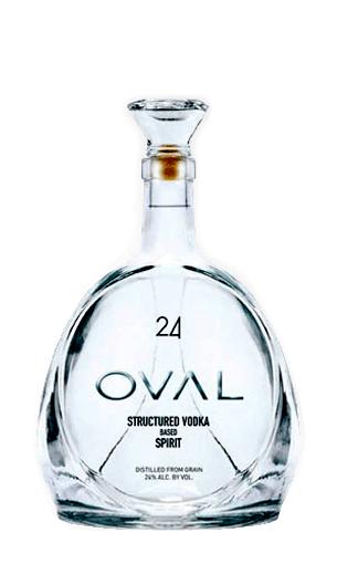 Comprar Oval 24 (vodka austríaco) - Mariano Madrueño