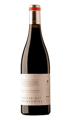 Treinta Mil Maravedíes (vino alta expresión) - Mariano Madrueño