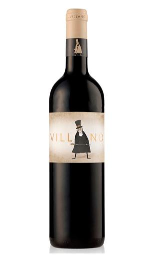 Villano (Vino tinto de Villanueva de Campean)