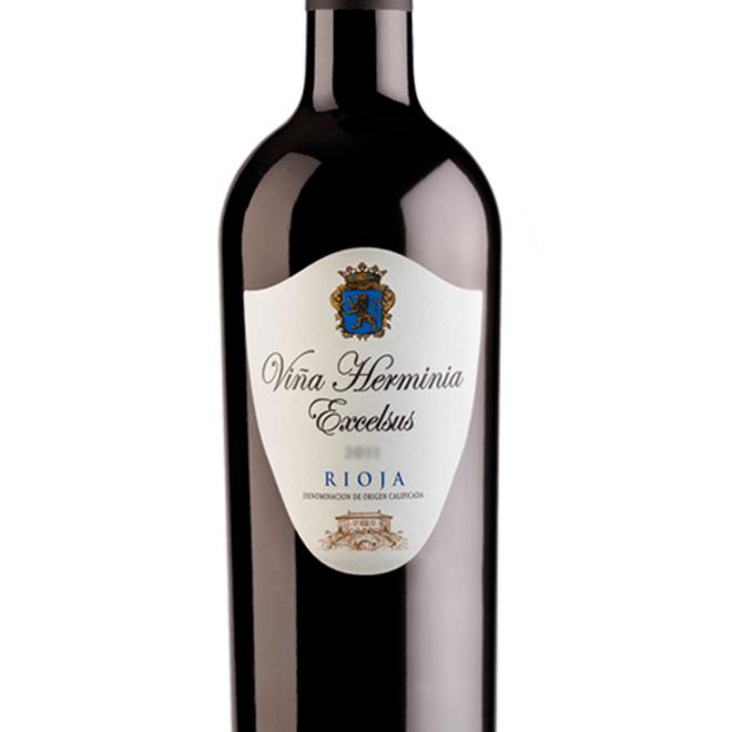 Viña Herminia Excelsus (Rioja)