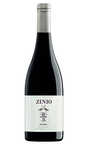 Zinio Garnacha (Rioja) vino tinto