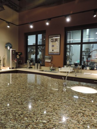 Coffee Bean International Inc - Cupping Room