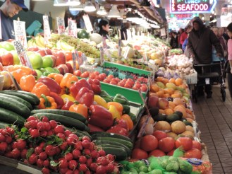 Pike Place Market -