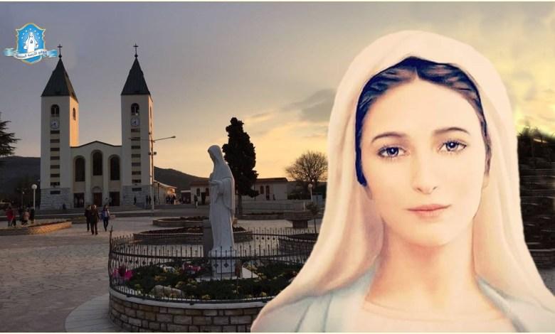 Photo of صلاة التماس من الله – أملتها السيّدة العذراء في مديوغوريه