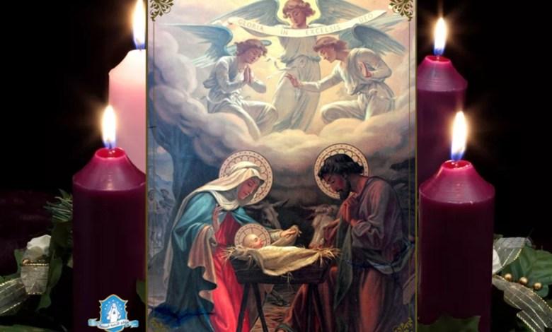 Photo of تساعية الميلاد المجيد – اليوم السادس