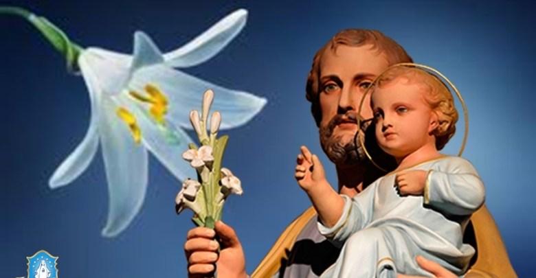 Photo of تساعية القديس يوسف خطيب العذراء ومربّي يسوع – اليوم الثالث