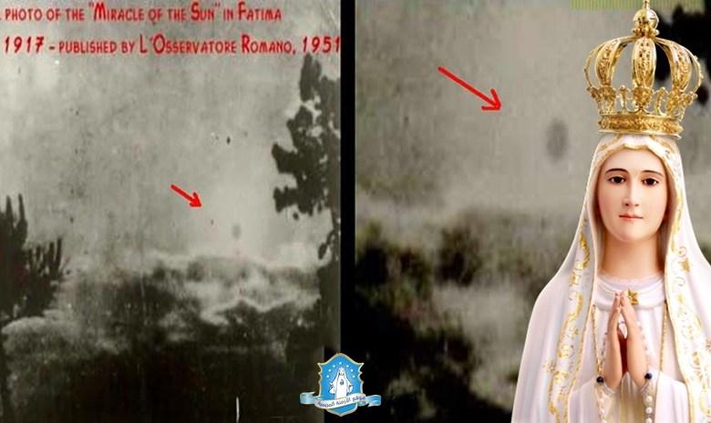 "Photo of ما هي أهمية ""معجزة الشمس"" في فاطيما وماذا يقول لنا الله من خلالها؟"