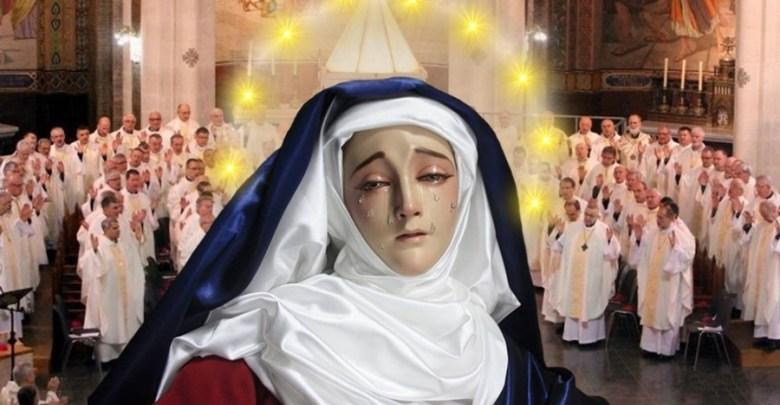Photo of 9- تشكّيات مريم العذراء وحزنها عن عدم الإهتمام بتحذيراتها خاصّة من الكهنة