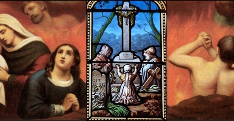 Photo of كيف نصلّي لنُعين الأنفس المطهرية ؟ صلوات علّمها الرب يسوع والسيّدة العذراء