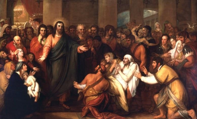 Photo of ما أروع أقوال الرب يسوع لمريم للثالوث الأقدس عن العائلات التي يوجد فيها مرضى وعن التألّم