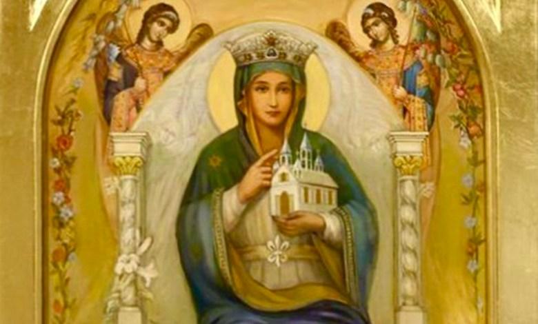 Photo of مريم العذراء في الكنيسة وتكريمها منذ بداية القرن العشرين حتى اليوم