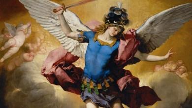 Photo of صلاة تقدمة الذات إلى القدّيس ميخائيل رئيس الملائكة