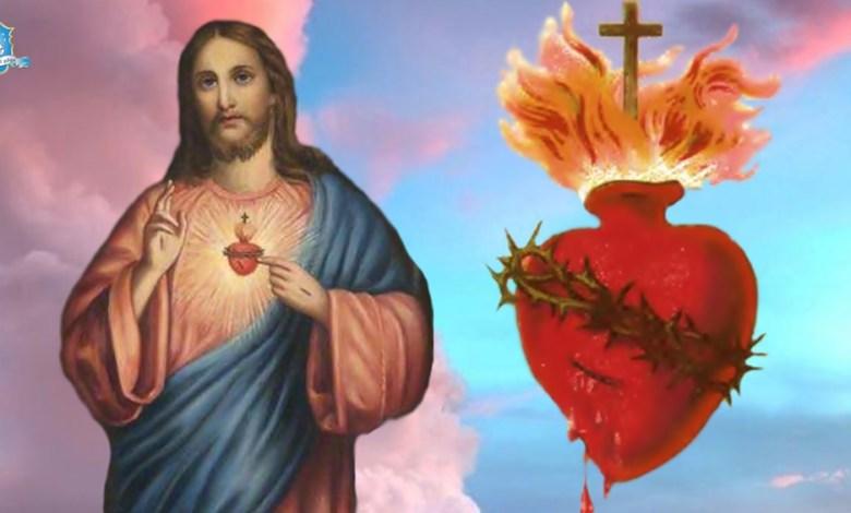Photo of ما هو الإكرام والصلوات  التي يجب أن نصلّيها في شهر قلب يسوع الأقدس ؟