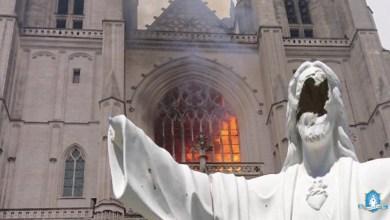 Photo of هل تُنذر الأحداث العالمية بالدخول في مرحلة انتصار قلب العذراء ولماذا دور الكهنة مهم للغاية؟