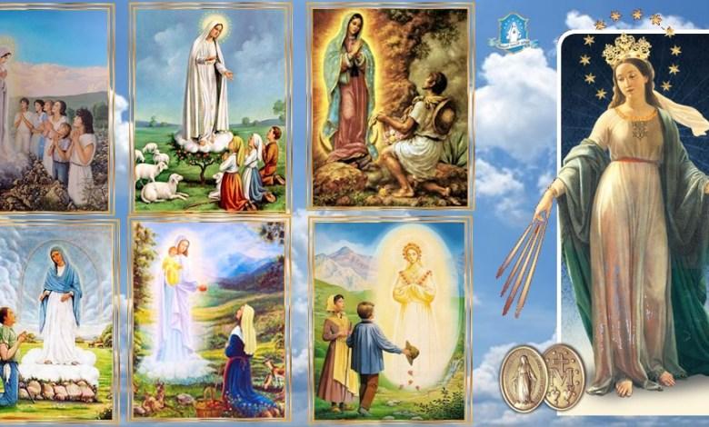 Photo of هل نحن بحاجة إلى كل ظهورات السيدة العذراء في العالم وما هو هدف الله من وجودها المتكرّر على الأرض؟