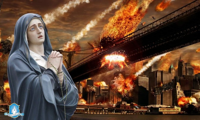 Photo of تحذيرات مريم العذراء في ظهورات سان داميانو  ورسائلها الخطيرة عن العقوبات الآتية