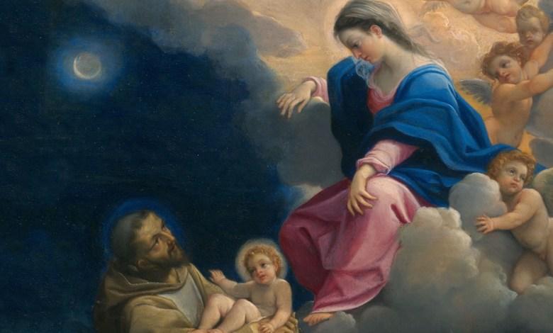 Photo of ثلاث صلوات لمريم العذراء كتبها القديس فرنسيس الأسيزي