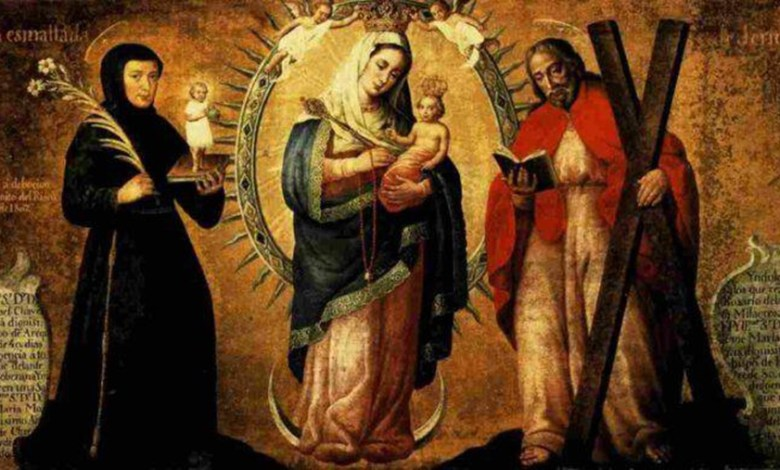 Photo of العذراء سيدة تشكوينكيرا – معجزة اللوحة التي جدّدتها السماء وأعادت إليها بهاءها