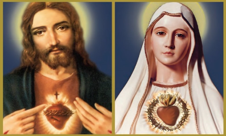 Photo of السيّد المسيح والسيّدة العذراء يتحدّثان عن آلامهما من نكران جميل البشر في ظهورات الإسكوريال