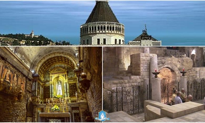 Photo of أين هو بيت السيّدة العذراء ؟ هل في لوريتو أم في الناصرة؟ الجواب يجهله الكثيرون!