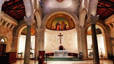 Photo of كنيسة القدّيس يوسف في الناصرة – بيت العائلة المقدّسة حيث عاش يسوع طفولته وصباه