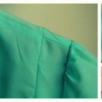 Truques de Costura #1: Encurtar Ombros