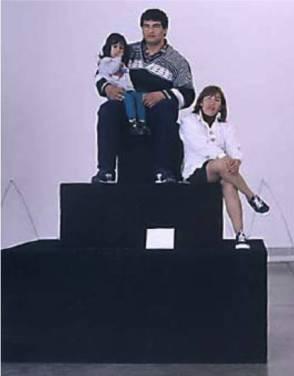Familia obrera, 1998
