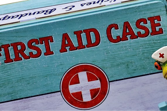 Mental health first aid kit: what's in yours?