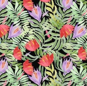 Tropical Leaves and Florals