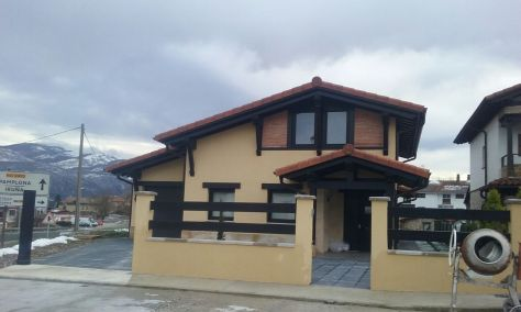 Arquitectura Arbizu Sakana Navarra
