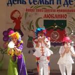 Праздник «Мыльных пузырей» ко Дню семьи и детства в сквере им. Судакова