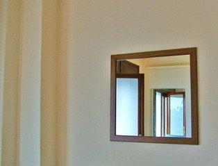 Коридор зеркальный