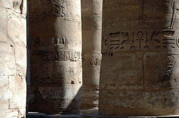 египетские колонны