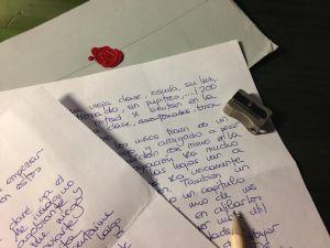 Carta desde Guinea
