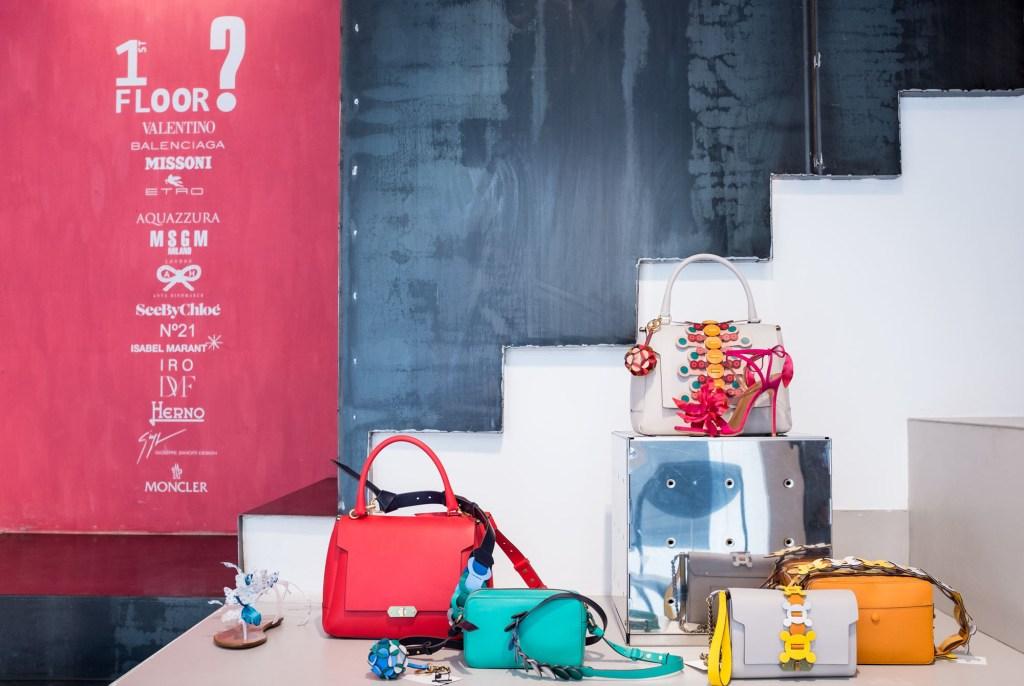 Fotografía creativa por María Santos para Mayurka: tienda de lujo (top fashion) en Ibiza