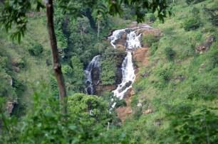 Wasserfall i. d. Usambarabergen