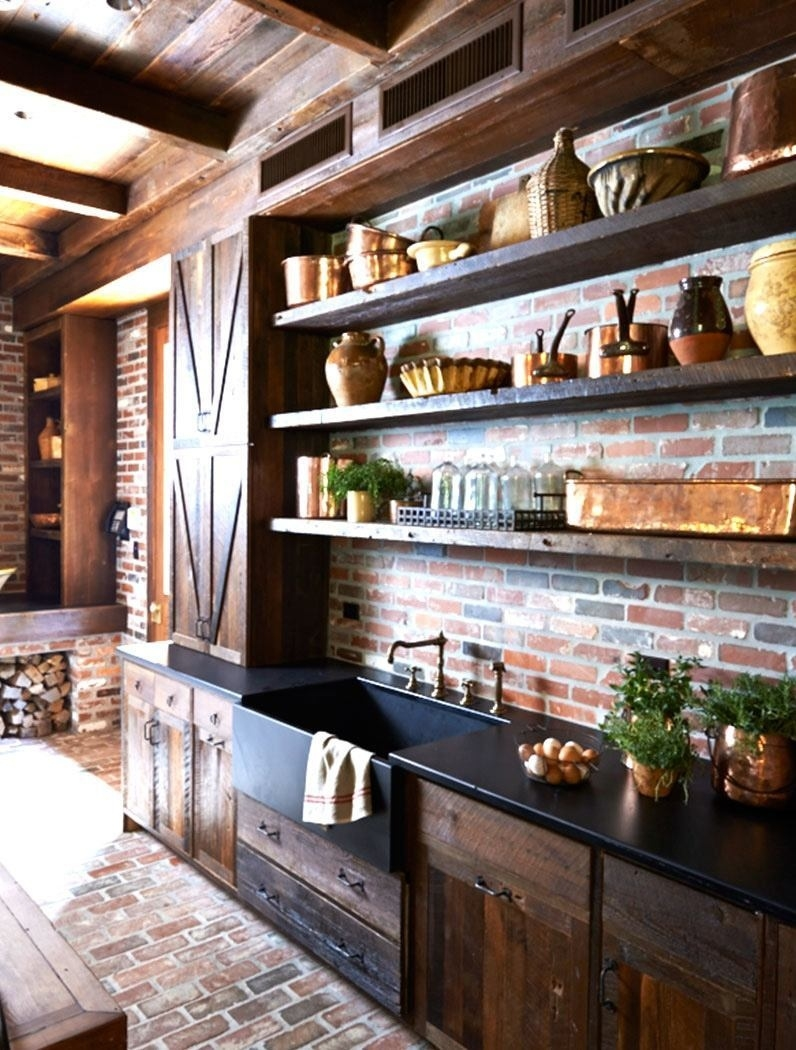 23 best rustic country kitchen design ideas and decorations for 2019 pertaining to Country Kitchen Designs